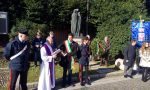 Grande celebrazione a Ludriano in occasione della giornata delle forze armate FOTO e VIDEO