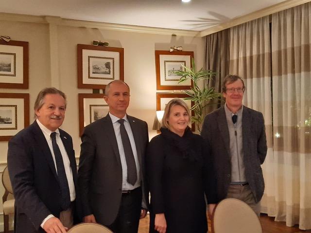 Una delegazione di Rettori di Università asiatiche in visita a Sirmione - Brescia Settegiorni