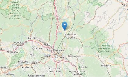 Terremoto al Mugello: avvertito anche a Firenze e Prato