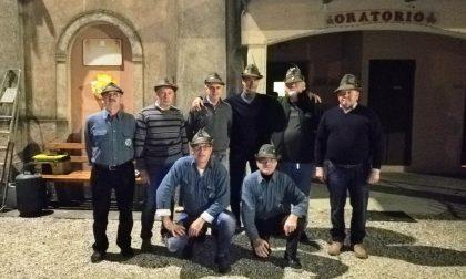 Grande successo per lo spiedo degli Alpini a Comella