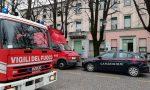 Evacuate le scuole medie, quattro studenti in ospedale FOTO E VIDEO