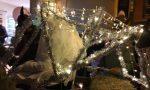 Santa Lucia arriva a Salò con l'asinella Stella