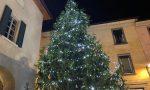 Inaugurato il Natale a Chiari con l'accensione dell'albero ECCO IL CALENDARIO