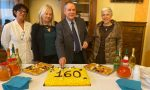 La Pietro Cadeo Onlus ha spento 160 candeline