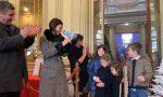 Inaugurata la nona mostra dei presepi in Villa GALLERY