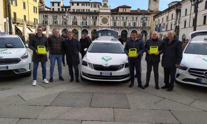 """Solidarietà e cardioprotezione: i """"Taxi del cuore"""" sono su pista"""