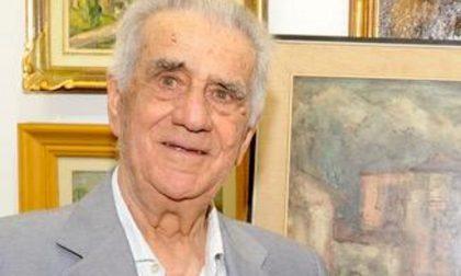 Palazzolo piange l'artista Angelo Mario Pedrali