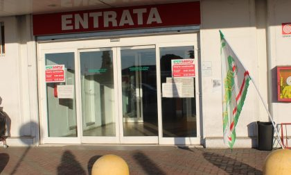 Vertenza Auchan Conad negozi chiusi per lo sciopero