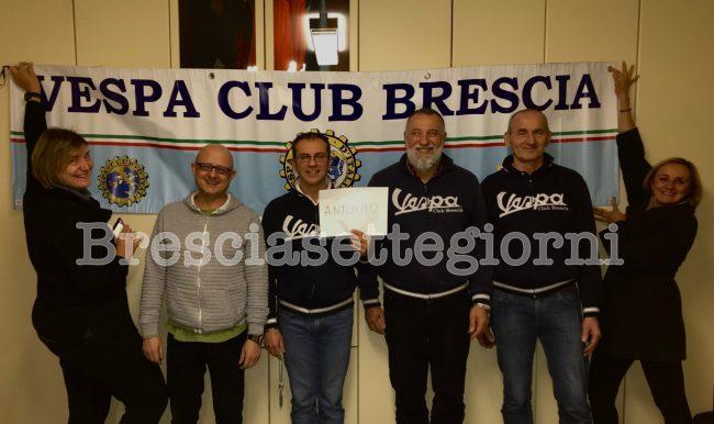 Brescia rinnovato il consiglio del VespaClub
