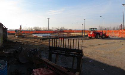 Impianto natatorio a Ospitaletto: partiti i lavori della nuova struttura
