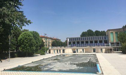 Stop ai lavori alle piscine di Manerbio, la Lega: «Ci avevamo visto bene»