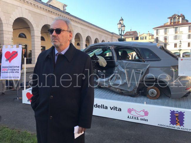Il prefetto Attilio Visconti