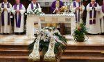 L'ultimo saluto dei pavonesi a don Maraccani