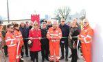 Inaugurata la nuova sede di Bagnolo soccorso e Ats