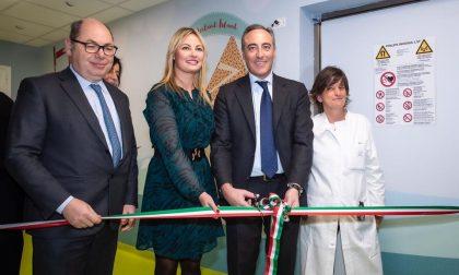 Inaugurato il nuovo padiglione degli Spedali Civili di Brescia che ospita la risonanza magnetica pediatrica