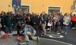 Pietre di inciampo, gli studenti ghedesi si fanno custodi di memoria e libertà FOTO