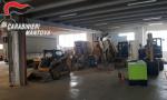 Azienda monteclarense presa di mira dai ladri: bresciano denunciato per riciclaggio