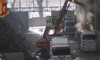 Traffico illecito di rifiuti a Montichiari: miscelavano rottami con sostanze contaminate