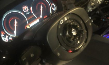 Saccheggiata Bmw a San Paolo: via volante e pezzi per 8mila euro