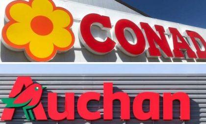 Vicenda Auchan-Conad: il Comune di Roncadelle incontra i sindacati e la Rsu