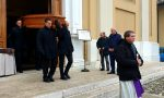 Anche il Vescovo per l'ultimo saluto a don Rovati