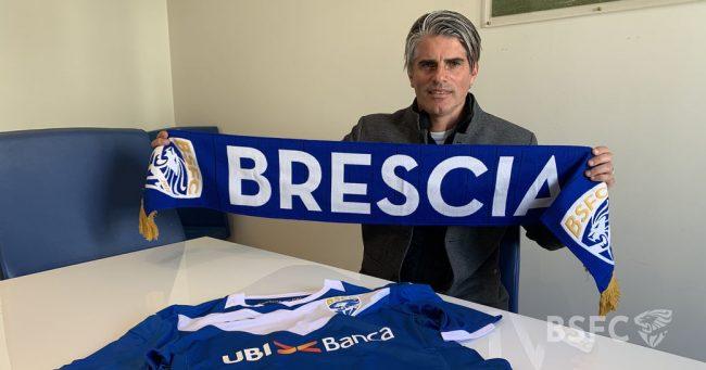 Diego Lopèz è il nuovo allenatore del Brescia Calcio