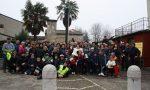 Un successo la camminata nella campagna di Quinzanello