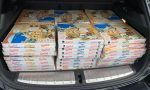 Coronavirus: consegnate 60 pizze all'ospedale di Montichiari