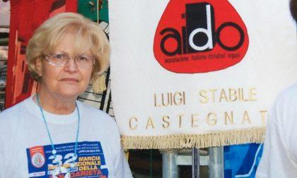 Addio a Bruna Gabassi, punto di riferimento per il volontariato di Castegnato