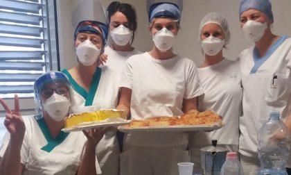 Anniversario Di Matrimonio Lombardia.Emergenza Coronavirus Festeggiato In Ospedale A Chiari Un