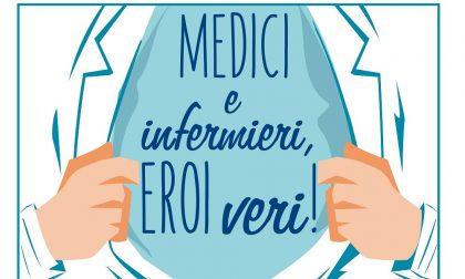 Raccogliamo disegni, messaggi e foto dedicati a medici e infermieri: facciamo sentire il nostro sostegno!
