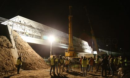 Brescia varato il nuovo ponte sulla A4