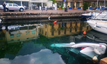Affonda imbarcazione a Limone del Garda: interviene la Guardia Costiera