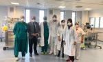 Ospedale di Montichiari: la mensa diventa pronto soccorso