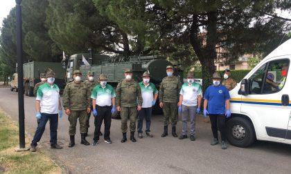 L'esercito russo arriva anche a Travagliato per sanificare la Rsa Fondazione Don Angelo Colombo GALLERY