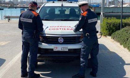 Garda: la Guardia Costiera invita a rispettare le regole
