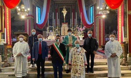 Roccafranca, cinquant'anni di sacerdozio per don Sergio Fappani