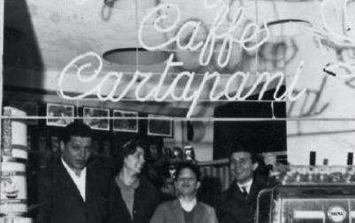 Addio al padre del caffè Cartapani