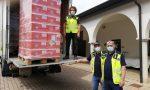 Donazione da Pata alla Protezione civile di Lonato