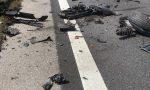 Incidente tra pullman e auto, tangenziale Sud bloccata e chiusa