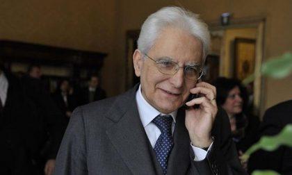 Il presidente dei Volontari scrive a Mattarella… e lui lo chiama