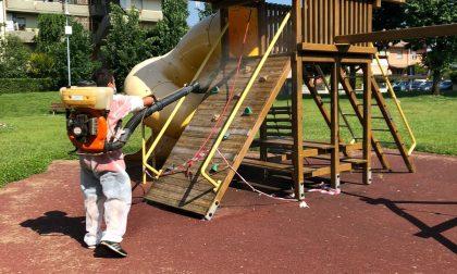 Aree gioco: proseguono le riaperture dei parchi nel bresciano