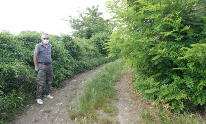 A Chiari, da decenni, una via che finisce nel nulla: che fine ha fatto via Cantalupi?