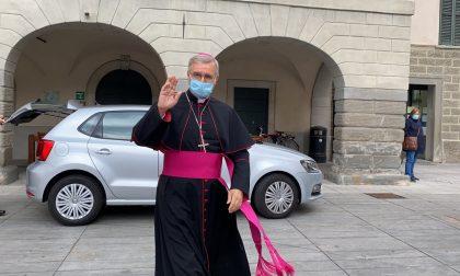 Il vescovo a Chiari per il 20esimo compleanno dell'oratorio GALLERY