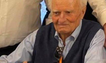 Lutto per la morte di Augusto Tiraboschi