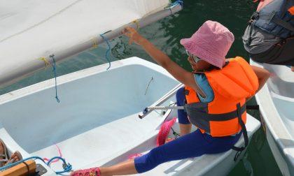 Alla Canottieri Garda Salò riaprono i corsi estivi…in sicurezza