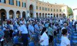 Rovato ha salutato il prevosto don Cesare Polvara VIDEO