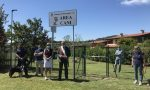 Inaugurata la nuova area cani a Padenghe