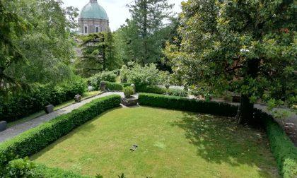 Tour nei giardini segreti del Podestà alla Rocca di Lonato