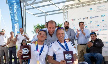 Davide Di Maria della Canottieri Garda vince il #don'tcrackunderpressure